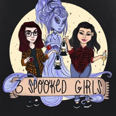 3 Spooked Girls