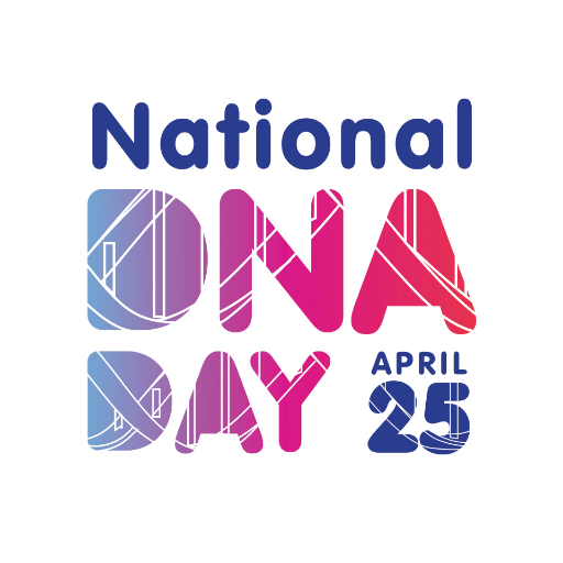 National DNA Day (@DNAday )