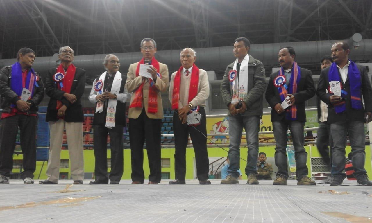 Amateur association muay philippine thai