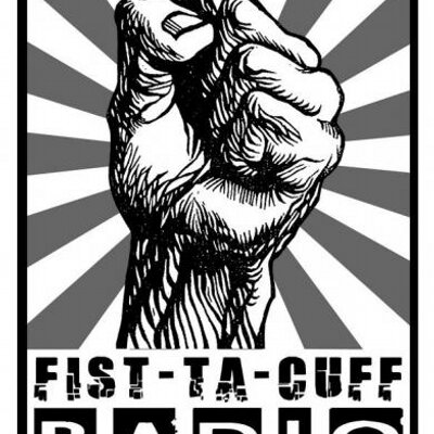 Congratulate, Fists to cuffs speaking