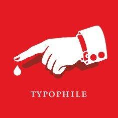 @typophile twitter profile photo