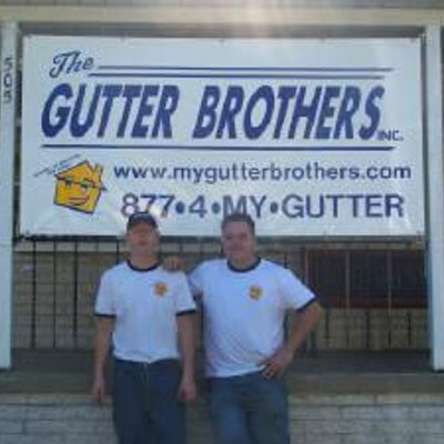 Gutter Brothers Inc Gutterbrothers Twitter