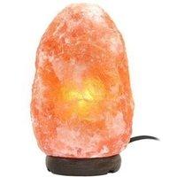A Salt Lamp