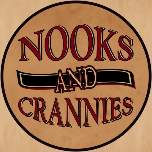 Nooks and Crannies Podcast