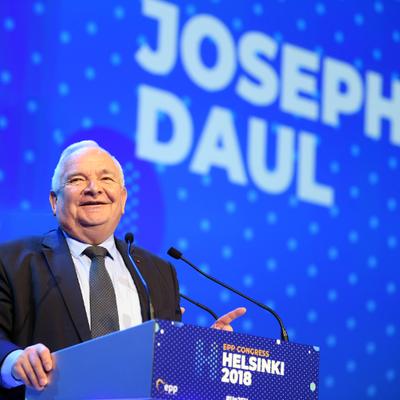 Joseph Daul. Photo: Twitter/Joseph Daul