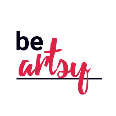 be artsy
