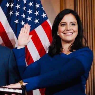Rep. Elise Stefanik (@RepStefanik )