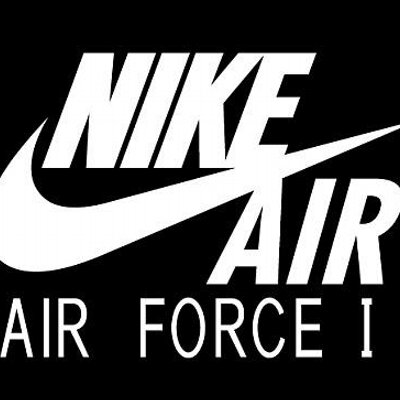 baffo nike air force 1