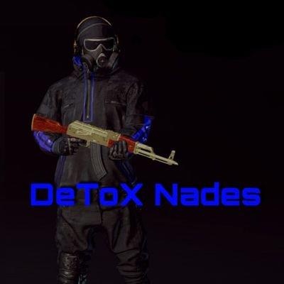 DeToX Nades on Twitter: