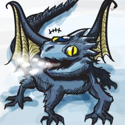 手乗りスノードラゴン Snow Dragon Bot Twitter