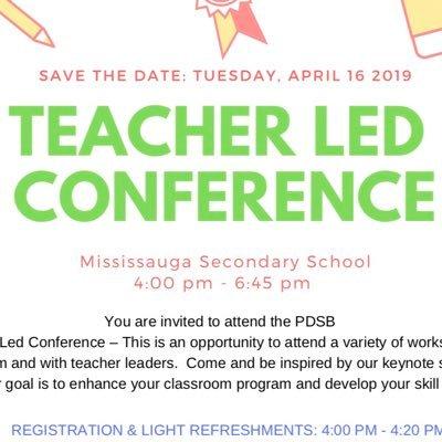 Peel Teacher Led Conference 2019 (@PDSBTeacherLed) | Twitter