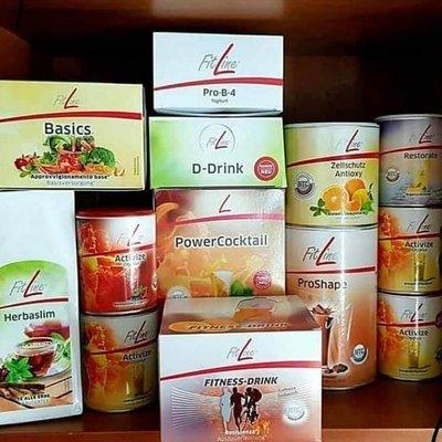 fitline ceaiul herbaslim)