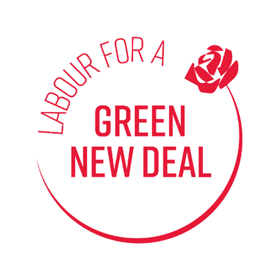 Image result for labour new green deal climate justice