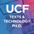 UCF Texts & Technology PhD