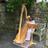Christine Kinder - Harpist