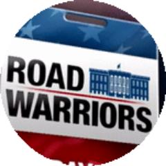 MSNBC Road Warriors (@TheRoadWarriors) Twitter profile photo