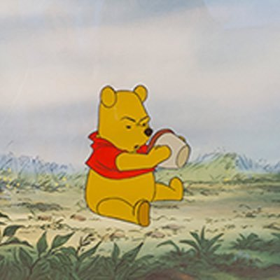 黄色いクマ