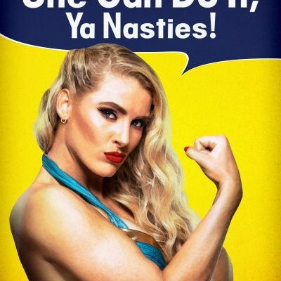 Lacey Evans ~ WWE Superstar (@LaceyEvansWWE) Twitter profile photo