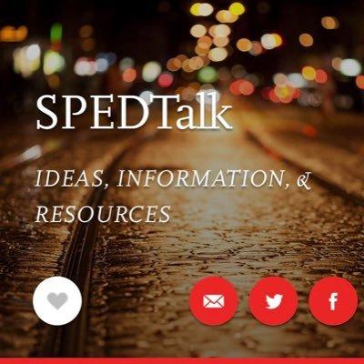 SPEDTalk (@spedtalk2020) Twitter profile photo