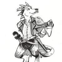 Literally Three Kobolds in a Trenchcoat