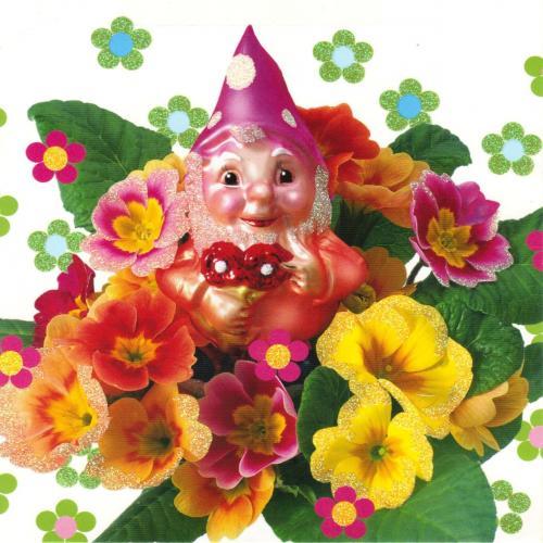 Agathe rondeau jardinbenefique twitter for Costume nain de jardin