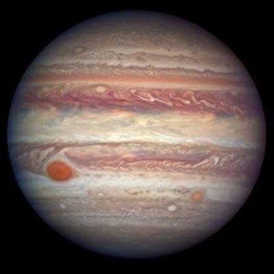 Bits of Jupiter