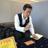 中橋桂一 起業家を笑顔にするダウジング占い