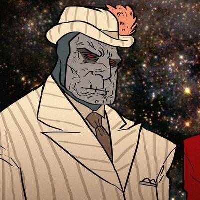 A Pimp Named Darkseid