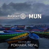 Rotaract Global Model United Nations Nepal 2019