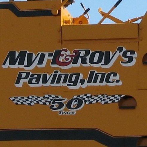 Myrl & Roy's Paving, Inc.