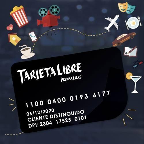@TarjetaLibre