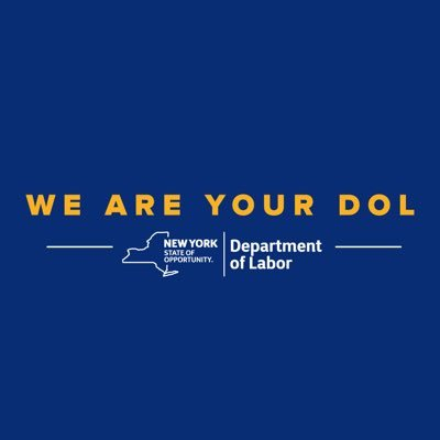 NYS Department of Labor (@NYSLabor) Twitter profile photo