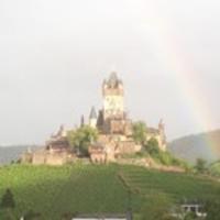Weingenuss Cochem,steepest vineyard in the world