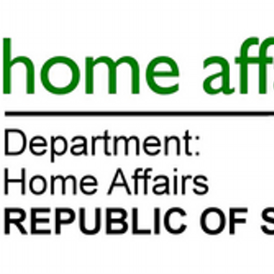 Dept of Home Affairs (@homeaffairsZA)  Twitter