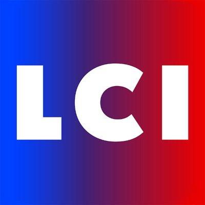 Logo de la société LCI