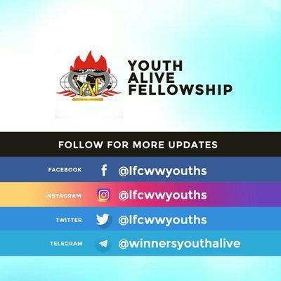 Winners Youth Alive Lfcwwyouths Twitter