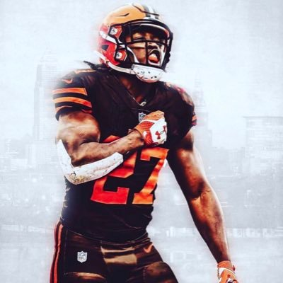 Live like there's no tomorrow. Keep getting better and better #FPF #ClevelandBrowns #FootballIsLife! https://t.co/m5QLeLdwFk