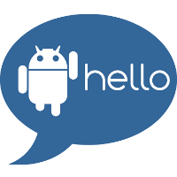 HELLO ANDROID