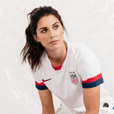Alex Morgan (@alexmorgan13) Twitter profile photo