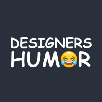 Designers Humor Twitter Avatar
