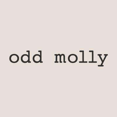 odd molly lovely knit almost black