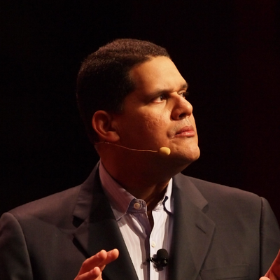 Reggie Fils-Aime (@Reggie) Twitter profile photo