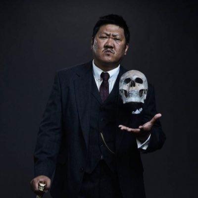 Benedict Wong (@wongrel )