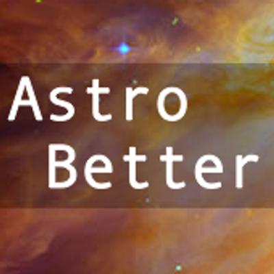 AstroBetter on Twitter: