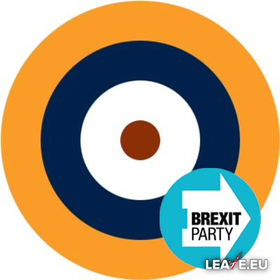 🦁 Democracy UK 🐬  #Brexit Party 52% 17.4 M ❌