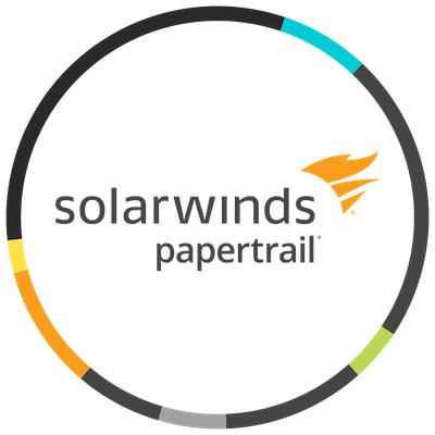 Papertrail logs on Twitter: