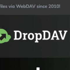 DropDAV (@dropdav) | Twitter