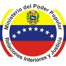 Mpprij mpprijve twitter for Logo del ministerio de interior y justicia