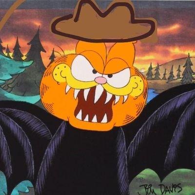 Vampire Garfield Vampiregarfield Twitter