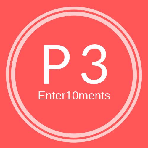 P3 Enter10ments